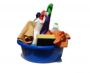 house cleaning equipment