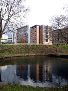 Endcliffe student village flats