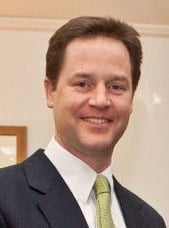 nick clegg talks litter sheffield