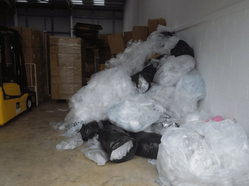 Doncaster Airport Rubbish Removal