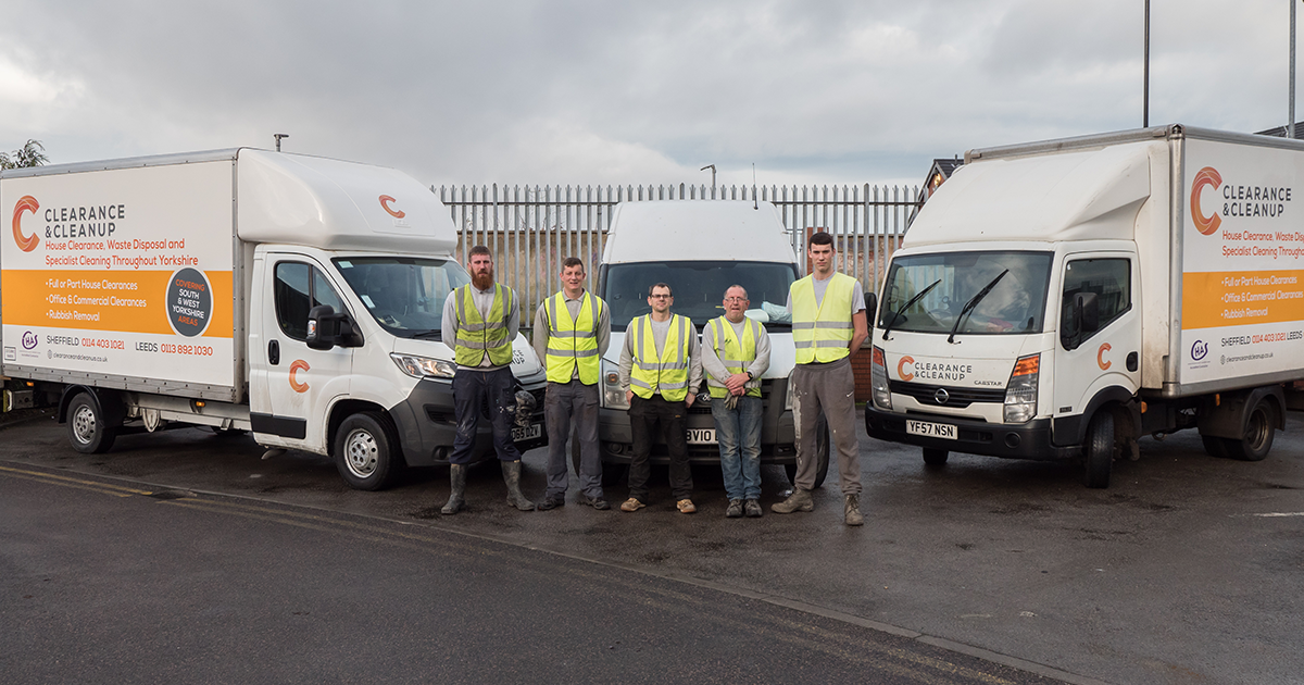 Clearance and Clean Up   Fast & Reliable Rubbish Removal