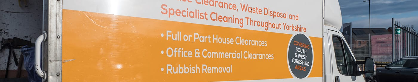 House Clearance Chesterfield