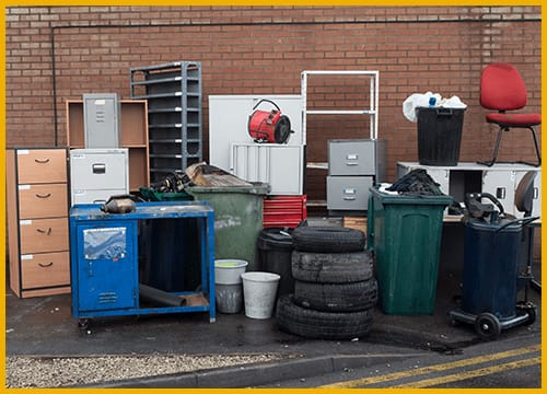 Waste Electrical and Electronic (WEEE) Disposal