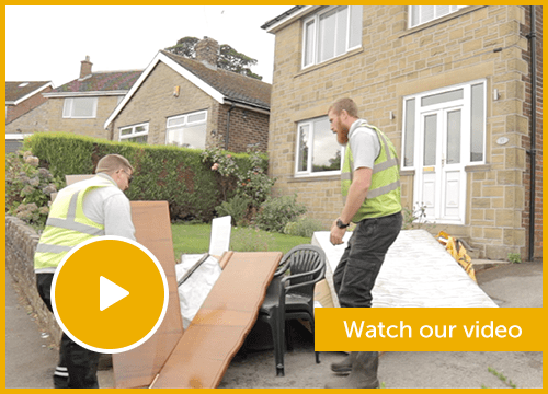 House Clearance Bradford Clearance and Clean Up Video