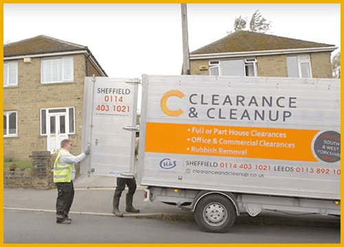 Rubbish Removal Company Leeds