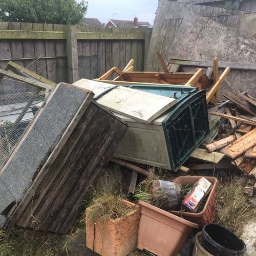 garden clearance Doncaster