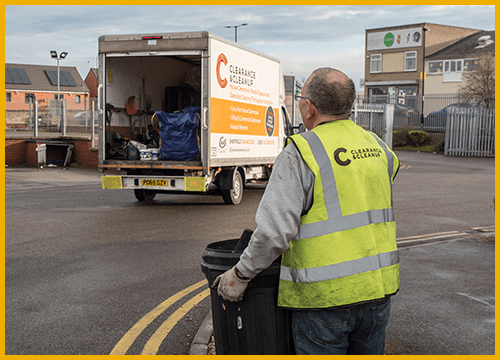rubbish removal huddersfield