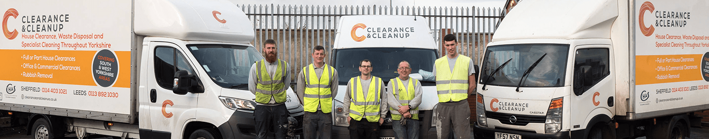 house clearance wigan