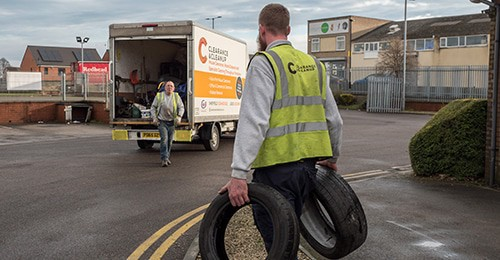 rubbish removal leigh