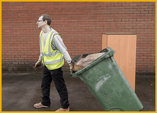 rubbish collection Edinburgh
