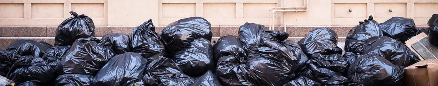 rubbish collection Preston