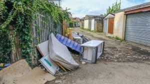 Fly-Tipping Soars During UK Lockdown