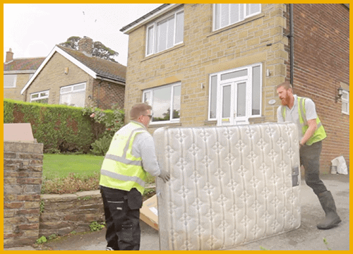 Bed-recycling-Blackpool-mattress
