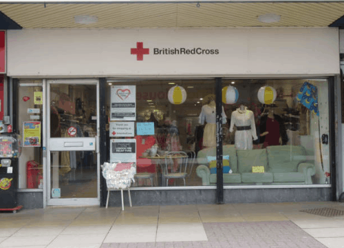 British-red-cross-charity-shops-Manchester