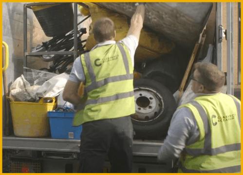 junk-removal-Castleford-team-photo