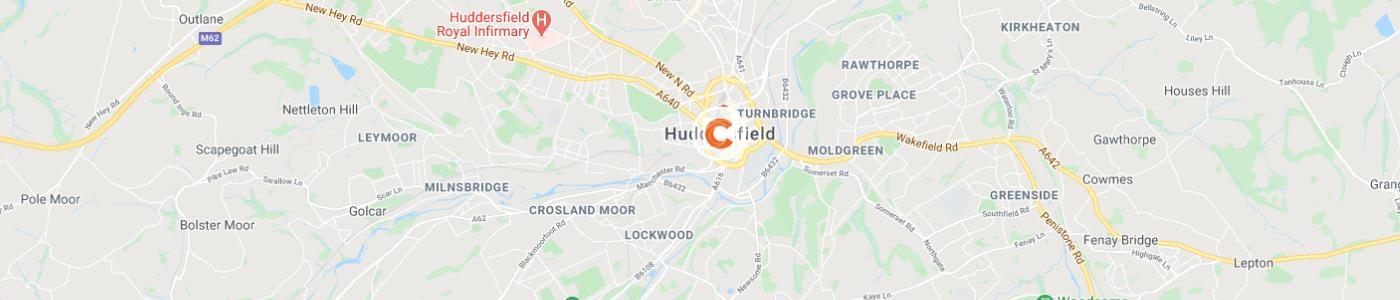 junk-removal-Huddersfield-map