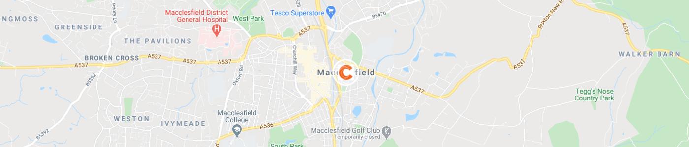 junk-removal-Macclesfield-map