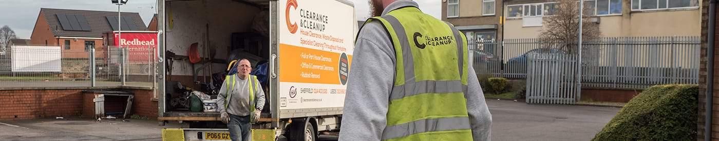 man-and-van-clearance-Barnsley-Banner