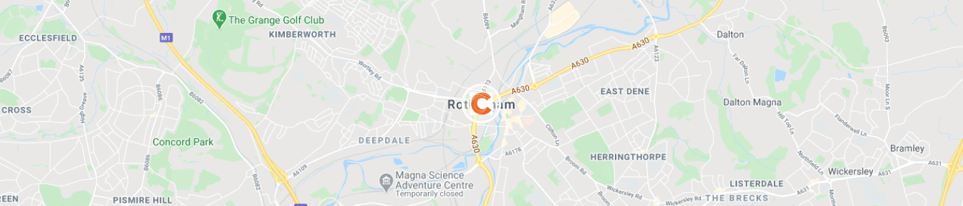 man-and-van-clearance-Rotherham-map