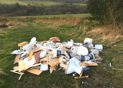 Chesterfield-fly-tipping-bathroom