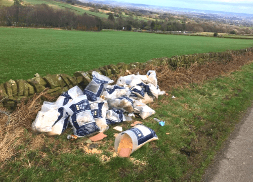 Chesterfield-fly-tipping-field