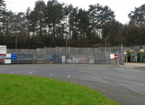 Chesterfield-recycling-centre-outside
