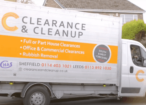 Chesterfield-recycling-centre-van