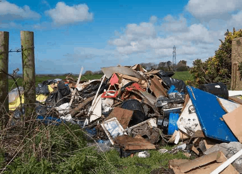 Lincoln-fly-tipping-field
