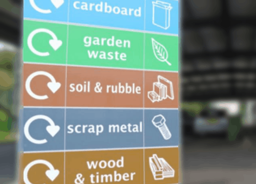 Worksop-recycling-centre-sign