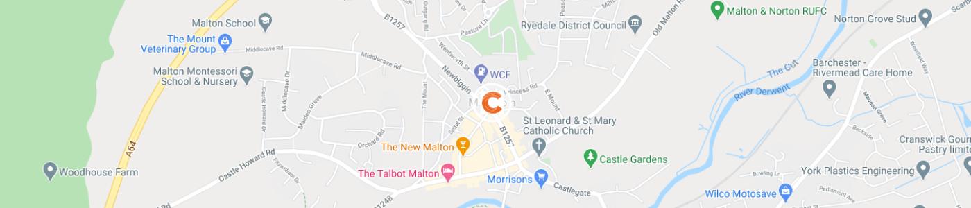 sofa-disposal-Malton-map