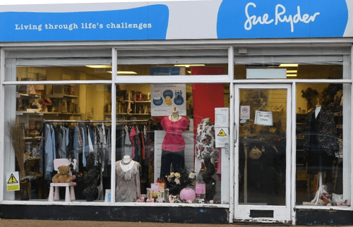 Peterborough-charity-shops-sue-ryder
