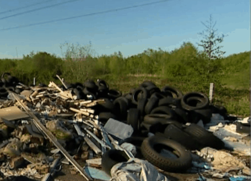 Peterborough-fly-tipping-tyres
