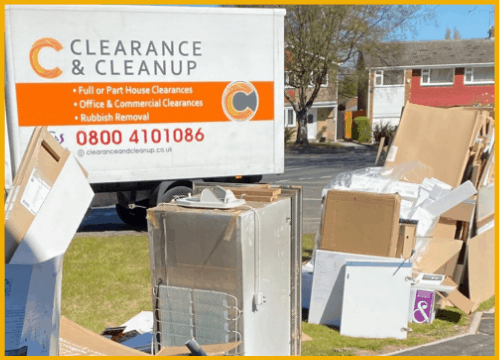 rubbish-removal-Gravesend-van