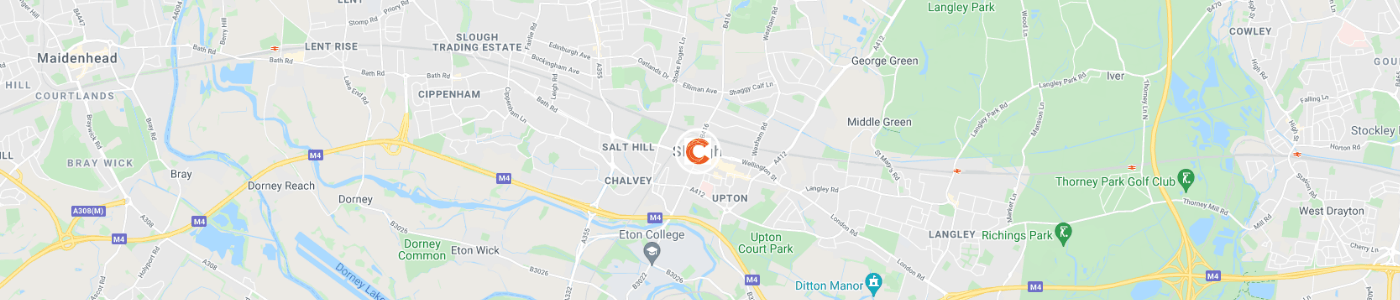 office-clearance-Slough-map